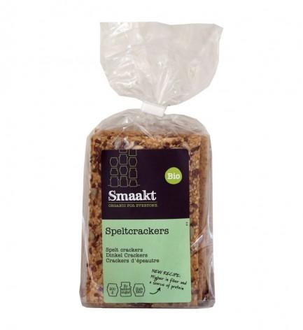 Smaakt crackers biologisch assortiment