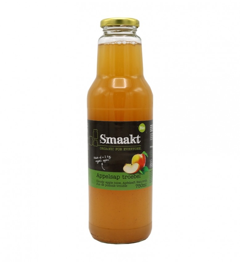 Smaakt dranken biologisch assortiment