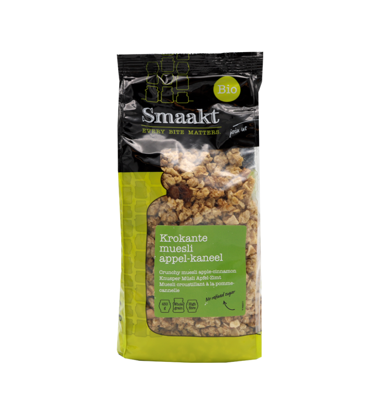 Smaakt ontbijtgranen biologisch assortiment