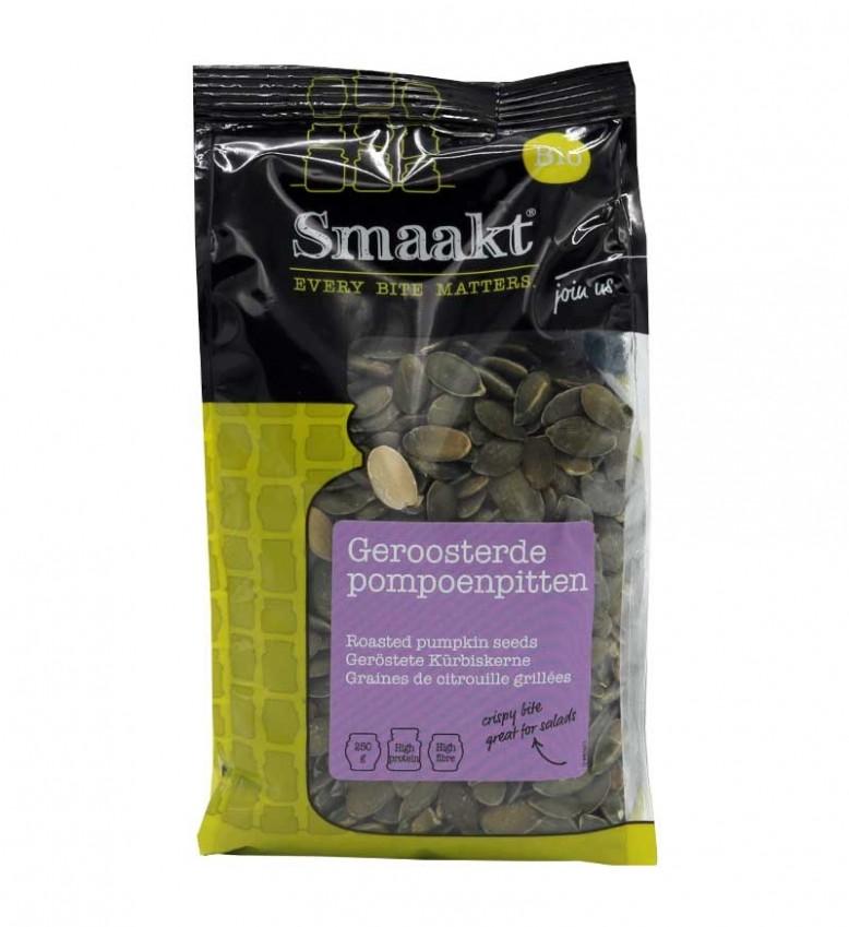 Smaakt noten biologisch assortiment