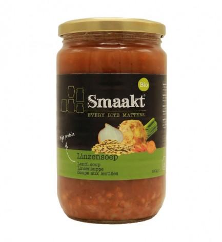 Smaakt soepen