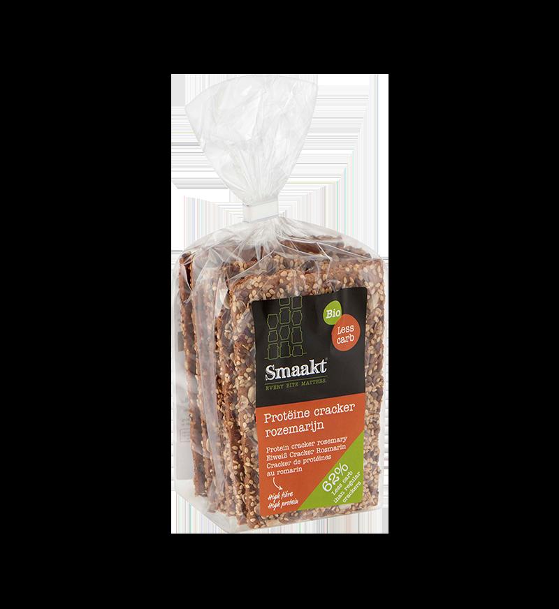 Proteïne crackers rozemarijk koolhydraatarme producten