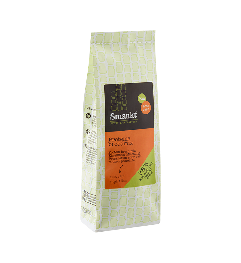 Proteïne broodmix koolhydraatarme producten